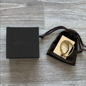 Michael Kors Jewelry - Micheal Kors Gold Bead Bracelet.